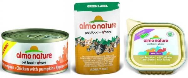 Almo Nature для собак