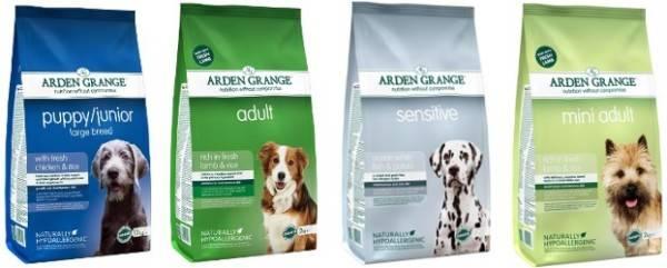 Arden Grange для собак