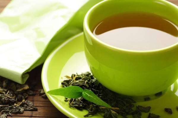 Зеленый чай для чистки ушей собаке