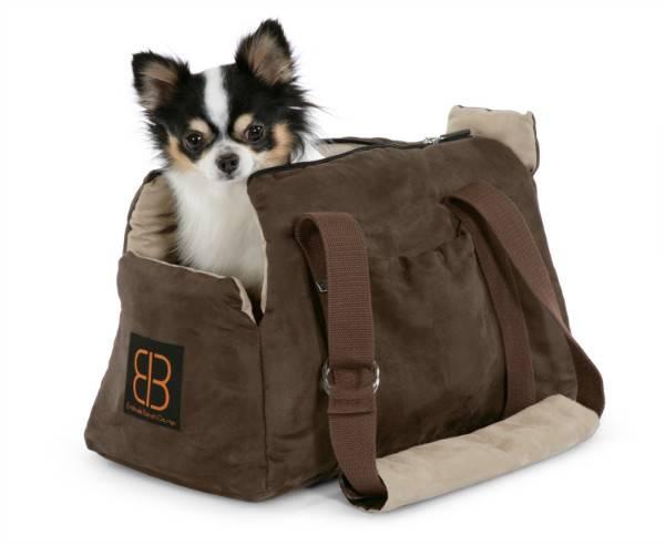 Сумка-переноска для собак на плечо