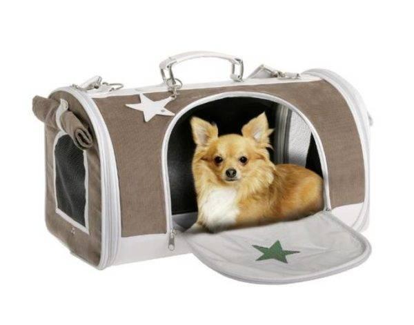 Сумка-переноска короб для собак