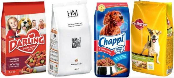 Рейтинг сухих кормов для маленьких собак